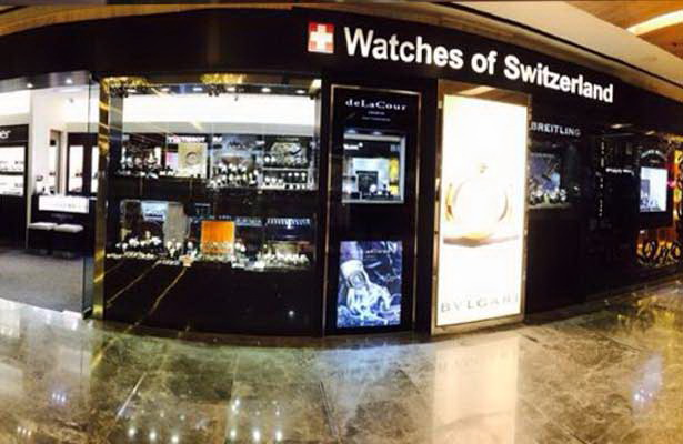 f6dd59a57953f The Hour Glass In Friendly Buyout of Home-Grown Watches of Switzerland -  The Hour Glass - Australia