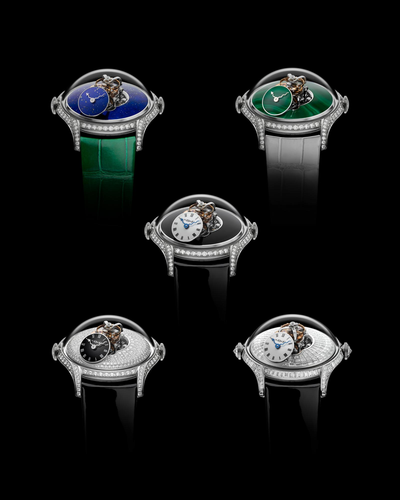 MB&F LM FlyingT Collection