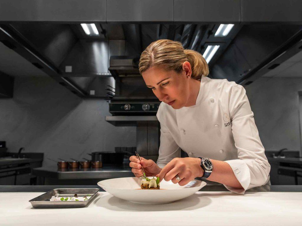Clare Smyth Chef