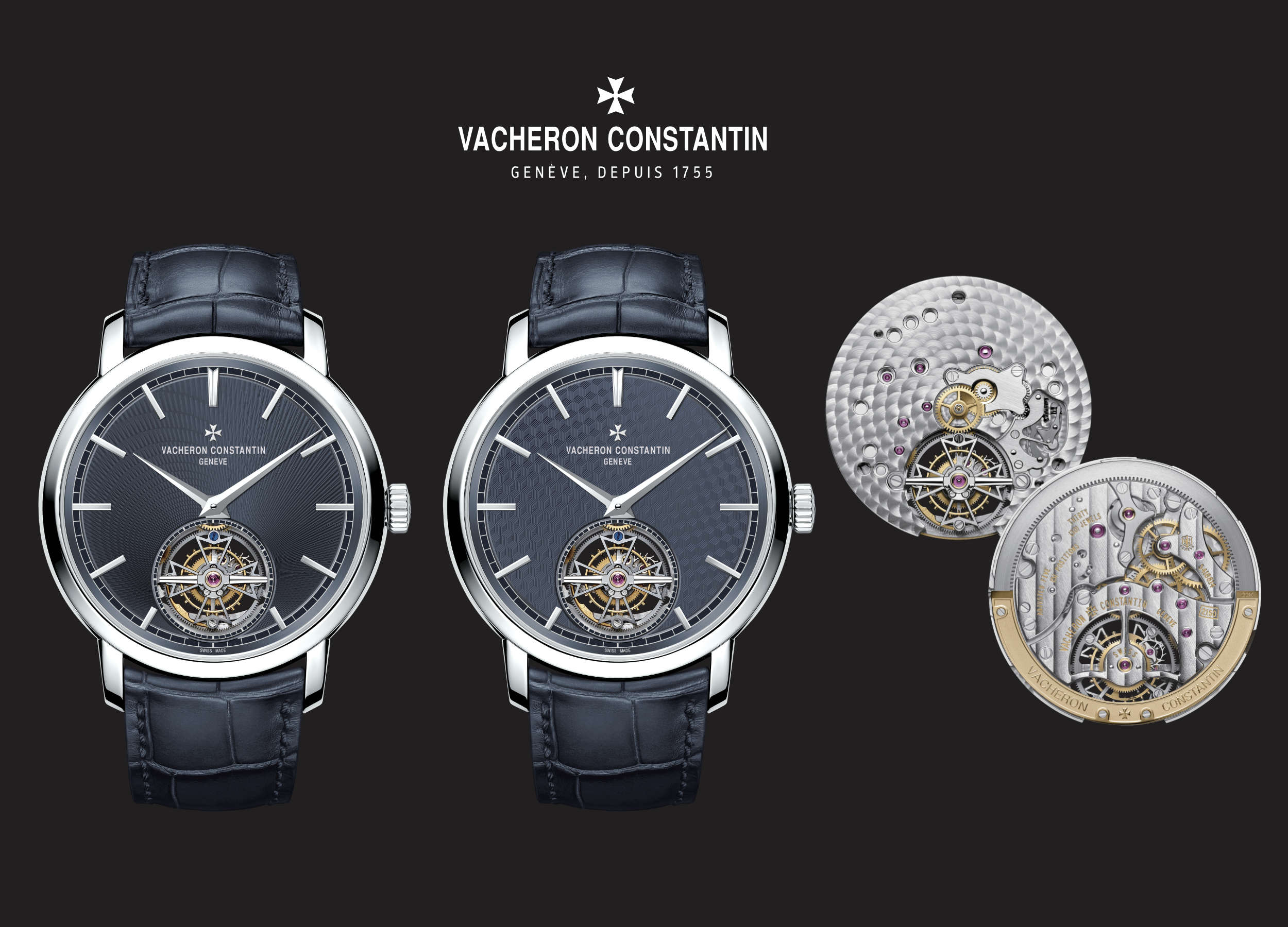 The Hour Glass x Vacheron Constantin Special Limited Edition