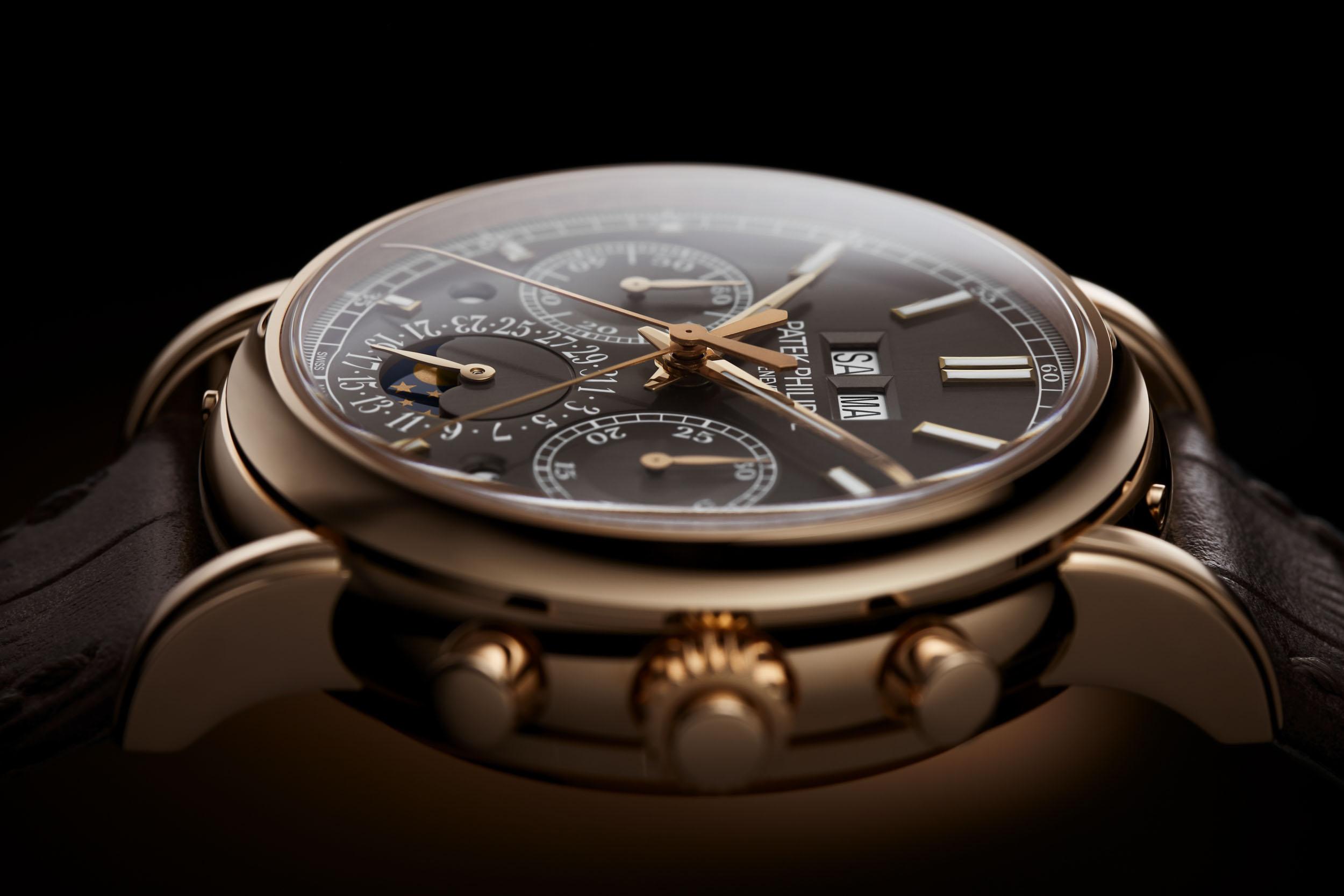 Patek Philippe 5204R-011 Split-Seconds Chronograph Perpetual Calendar