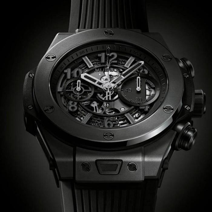 Back To Black Hublot And All Black Watches