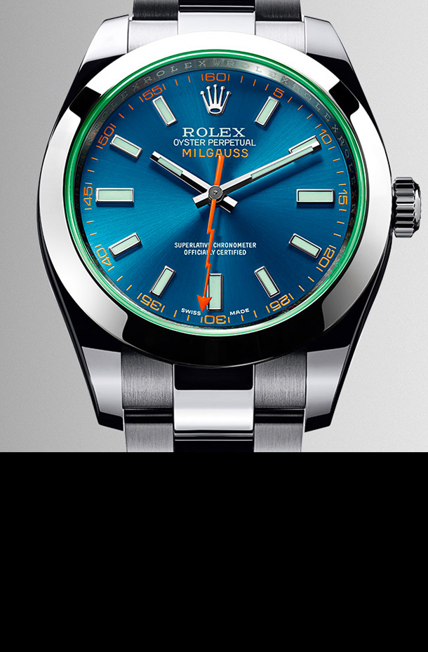 Discover <br/> Rolex Watches