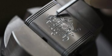Jaeger-LeCoultre Reverso custom engraving