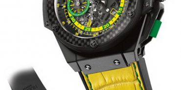 Hublot King Power Scolari - a limited edition of 50 pieces