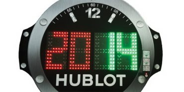 FIFA WC - Hublot Official Referee Board