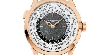 Patek Philippe World Time Ref 5230