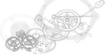 F.P. Journe Chronometre Optimum constant force mechanism