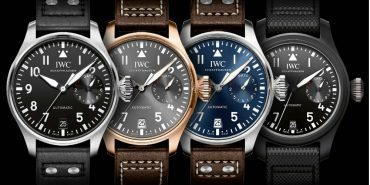 IWC Big Pilot Watch SIHH 2016