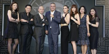 Hublot celebrates 10 years All Black in Bangkok Management
