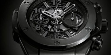 Hublot Big Bang Unico All Black