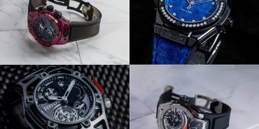 Hublot Baselworld 2017 new timepieces