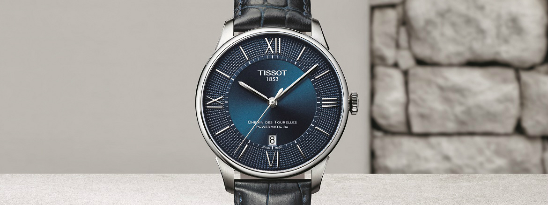 Tissot - The Hour Glass