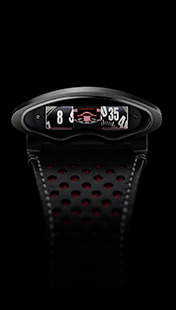 MB&F HMX-Face-Red