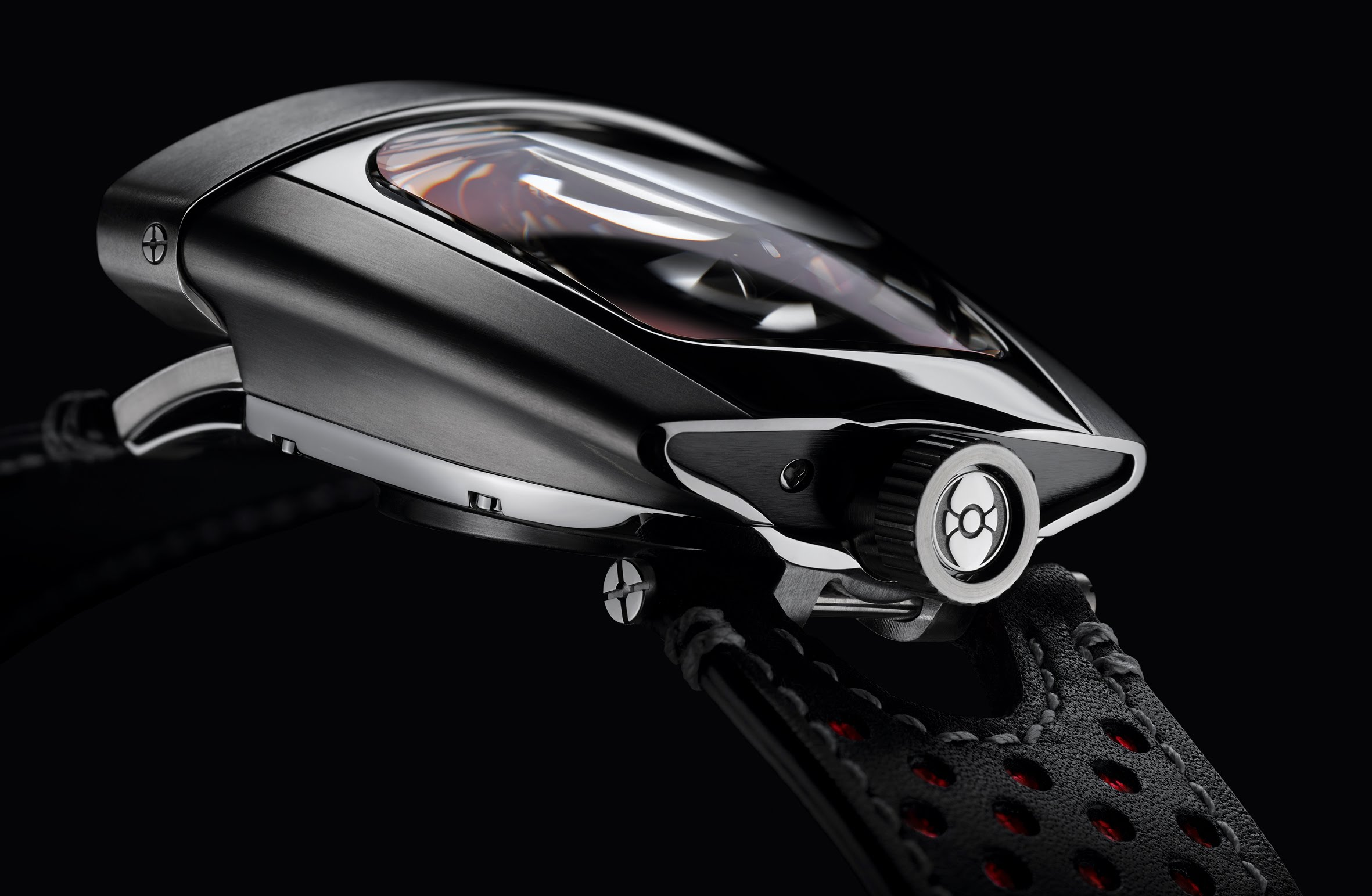 MB&F presenting HMX for its 10th Anniversary