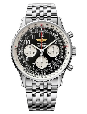 The appeal of the Breitling Navitimer 01 is in its purely analog functionality which is easier to relate to as a human in comparison to digital and other modern instruments.